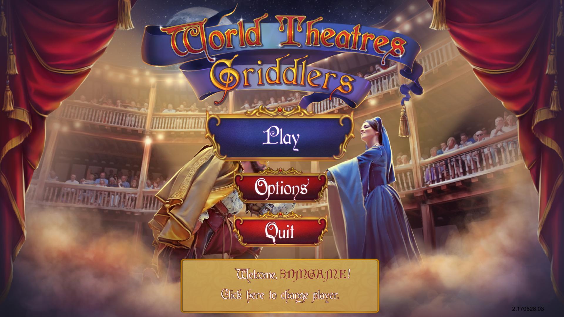 世界剧院数图 游戏截图