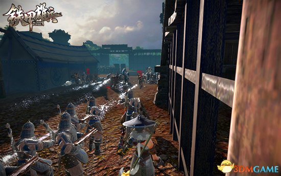 《鐵甲雄兵》夢想計劃第一例 網吧精英賽啟動
