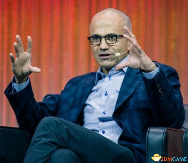 微軟CEO納德拉笑懟蘋果:微軟要當工具創造者