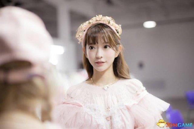 韩国第一美少女yurisa新照 穿粉红公主装清纯可爱