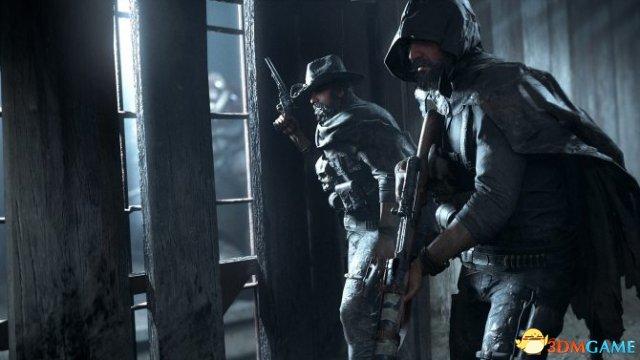 Crytek新作《猎杀:对决》超长演示 4人联机打怪物