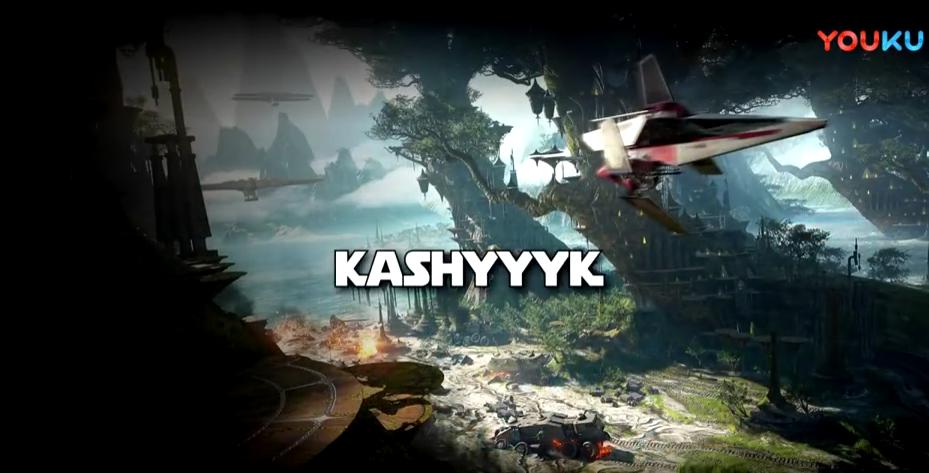 《星球大战:前线2》所有银河突袭地图演示