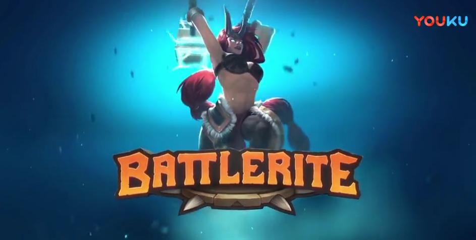 Battlerite新视频