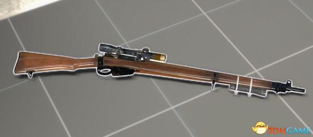 求生之路2 李恩菲尔德英制手动老步枪MOD