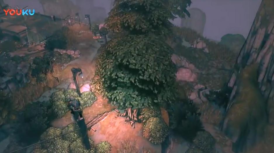 《七:远去的日子》PC版压盘出厂预告