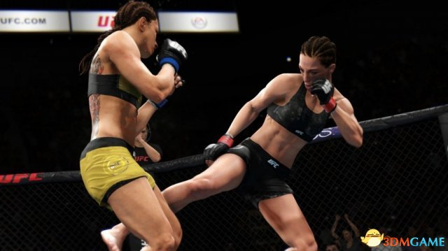 <b>EA Sports《UFC 3》宣传视频展示动作捕捉新技术</b>