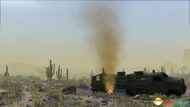 《戰爭前線》也將支援吃雞 加入大逃殺模式玩法