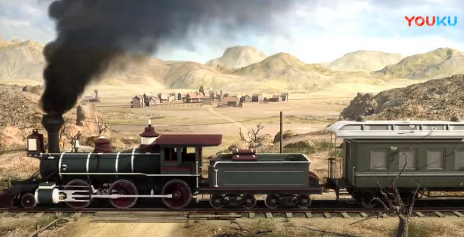 《铁路帝国》教程预告