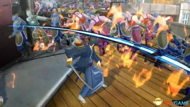 无双动作游戏《银魂乱舞》新预告 众多人气角色亮相