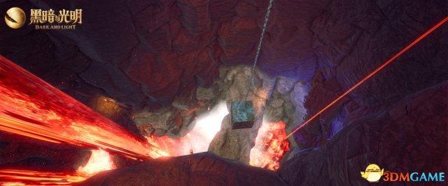 冬天里的一把火降临!《黑暗与光明》新版本火焰洞窟首曝