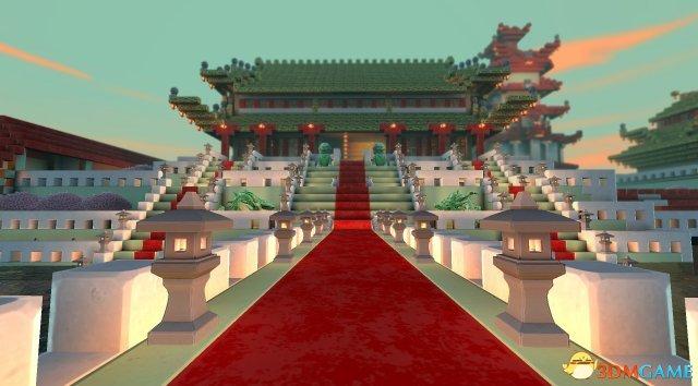 《传送门骑士》推出中国风玩法 新地图曝光