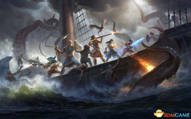 《永恒之柱2》上线Steam平台!PC配置需求公布【