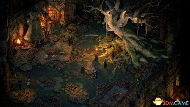 《永恒之柱2》上线Steam平台!PC配置需求公布