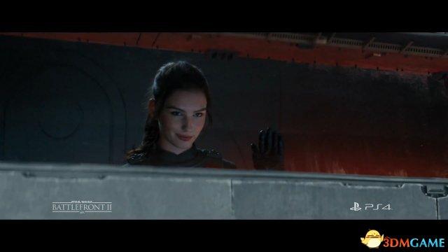 《星球大战:前线2》真人预告 青马竹马相爱相杀
