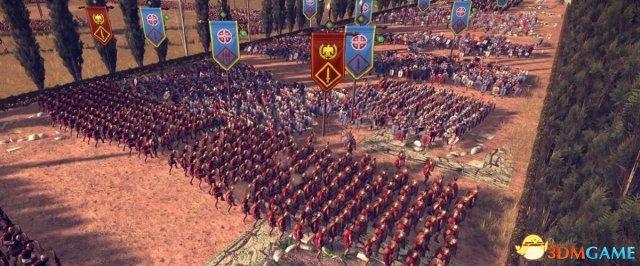 列王崛起 全戰新作《全軍破敵:傳奇》今晚正式公布
