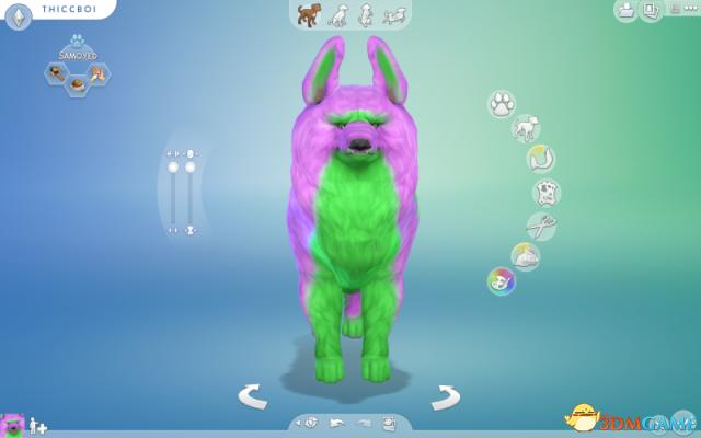 《類比市民4》玩家DIY寵物外形 腦洞大開讓人笑尿