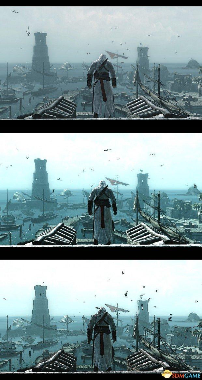 十年依旧经典 《刺客信条1》增强Mod让游戏大变样