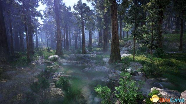 <b>《黑色沙漠》免費DLC預告及截圖 探索精靈族區域</b>