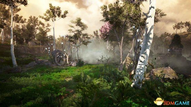 《黑色沙漠》免费DLC预告及截图 探索精灵族区域