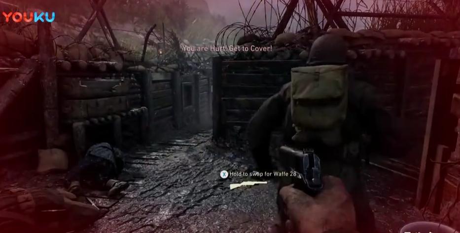 《COD14》Xbox One X与PS4 Pro画面对比