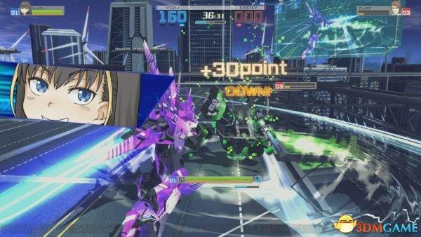 PS4/PSV对战新游 《魔法电脑战机》 最新限定特典
