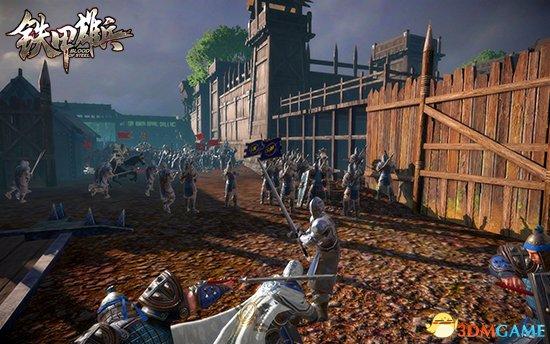 老玩家现身说法第六期  《铁甲雄兵》常见地图打