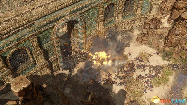 《咒语力量3》上架Steam:12月8日发售 暂无中文