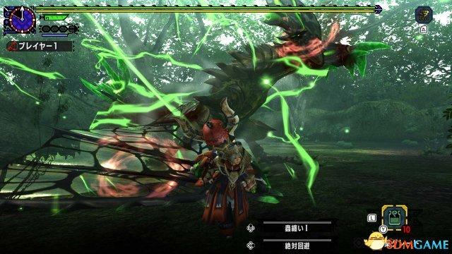 对应动画摄影 Switch版《怪物猎人XX》更新上线