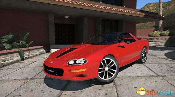 侠盗猎车5 三十五周年版科迈罗Camaro 2002款跑车MOD
