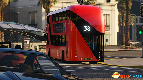侠盗猎车5 伦敦双层观光大巴车MOD