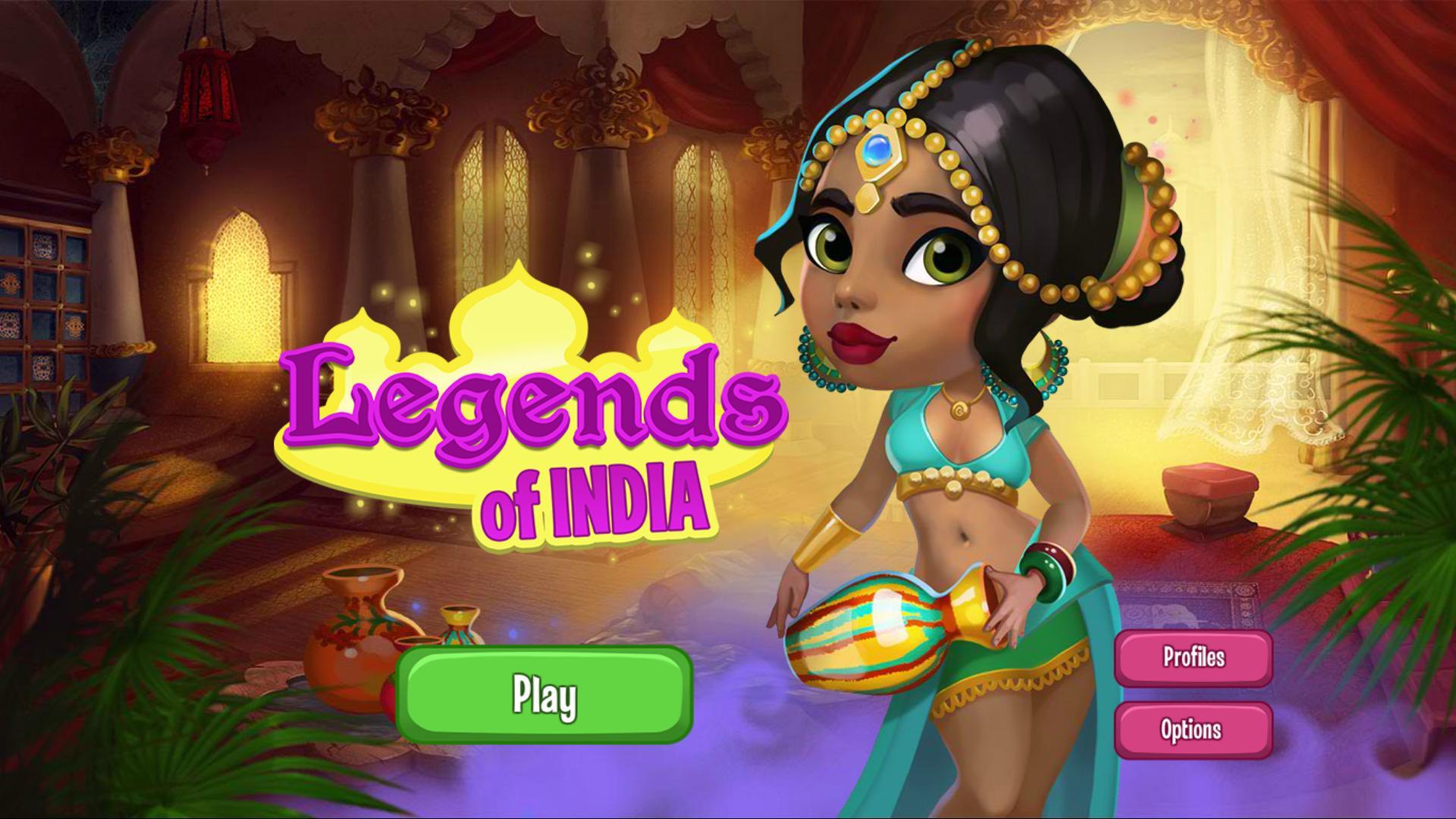 印度传说 游戏截图