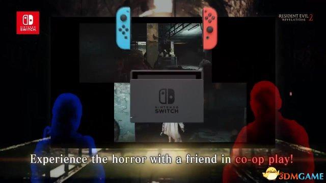 《生化危机:启示录》一二代Switch版宣传片分享