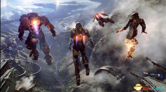 <b>EA确认《圣歌》将是一个系列 将推出多部游戏</b>