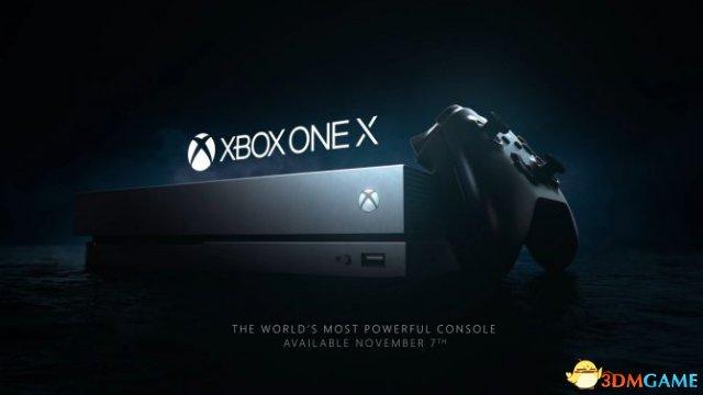 Xbox One X日本首周销量公布 日本玩家依旧无爱