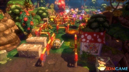 福利赠送 PS4/X-One《欢乐地牢》大型更新启动活动