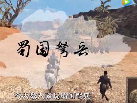 强势站桩输出 虎豹骑讲堂第6期之蜀国弩步