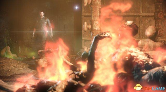 恶灵附身2经典难度欧尼尔无伤暗杀视频分享