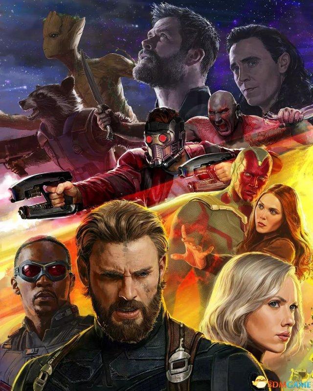 漫威电影上映时间表_将于2018年上映的超级英雄电影!漫威与DC大混战_3DM单机