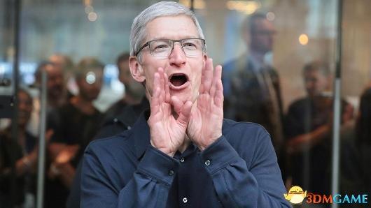 iPhone X立下大功 苹果明年或成首家万亿美元公司