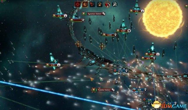 探索无尽宇宙 太空策略游戏《群星》迎来1.9更新