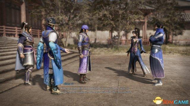 PC版发行日期公布 《真三国无双8》新截图展示