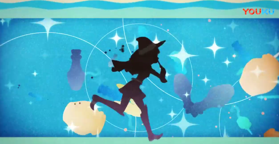 《小魔女学园 时空魔法与七不可思议》开场动画