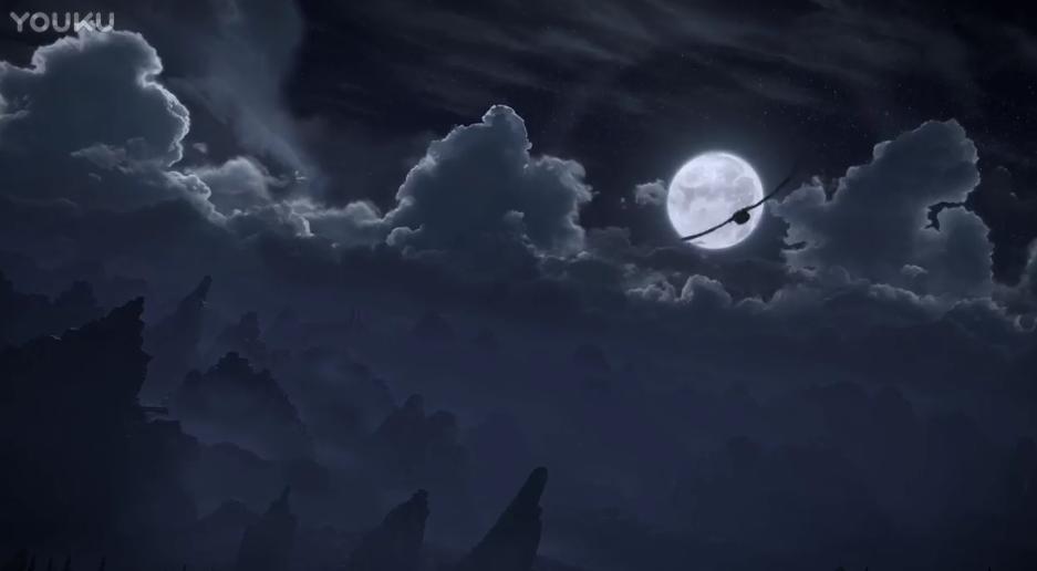 《旺达与巨像》开头动画