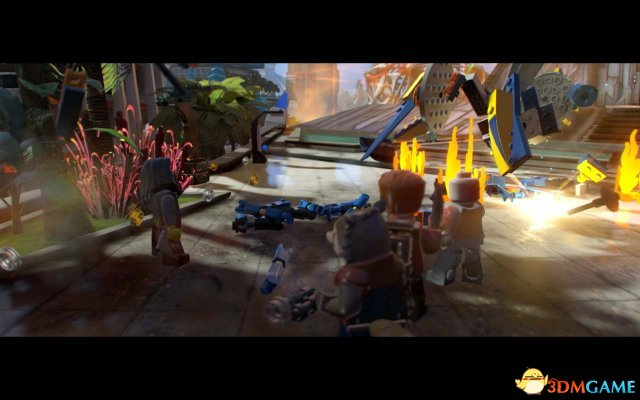 乐高漫威超级英雄2 图文攻略 全关卡流程剧情解密