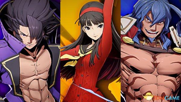 《苍翼默示录:Cross Tag Battle》加入三名新角色