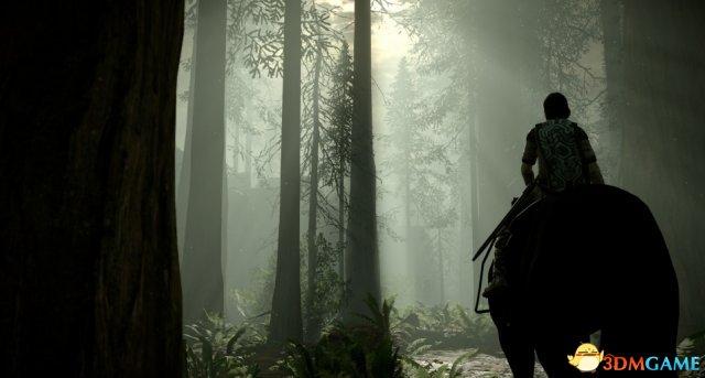 索尼媒体体验会PS4《旺达与巨像》重制版最新试玩