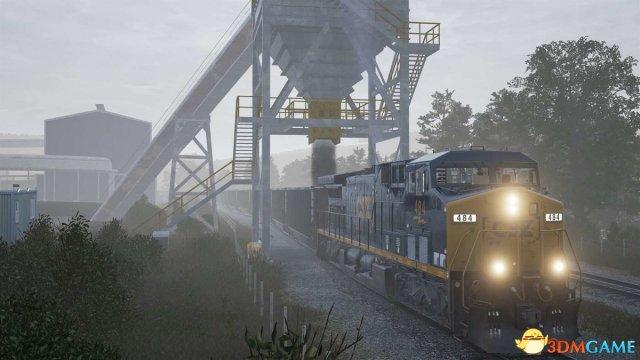 《模拟火车世界》上架微软商店 开火车才是老司机
