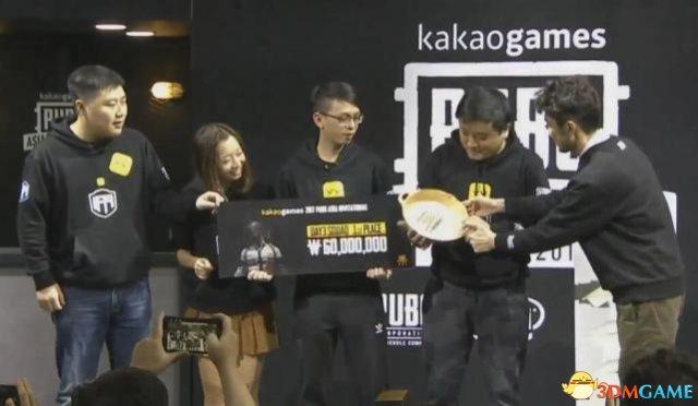 绝地求生亚洲邀请赛:iFty成功夺冠 4AM成功吃鸡