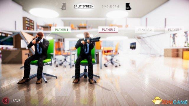 玩家打造《绝地求生》办公室版 坐靠椅上生死搏斗