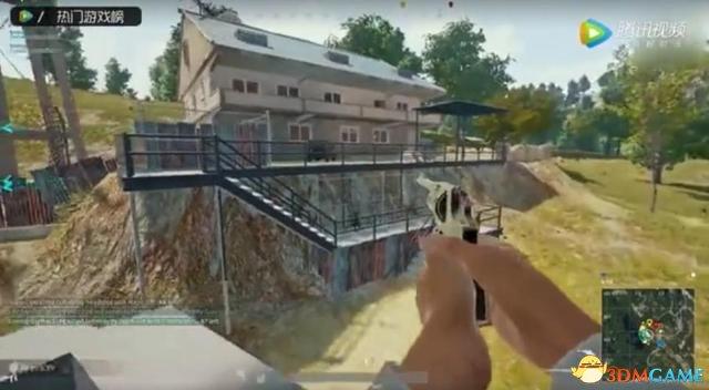 老外玩《绝地求生》拒绝开挂吃鸡 直接一枪打死队友